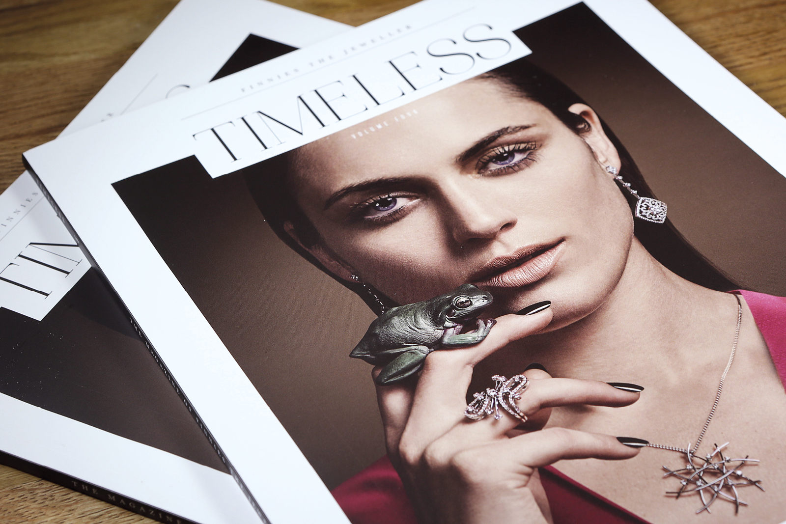 Timeless Magazine: Issue 04