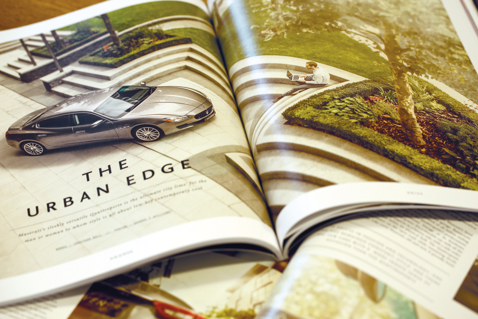 H.R. Owen Drive Magazine: Issue 11 – Maserati Photoshoot
