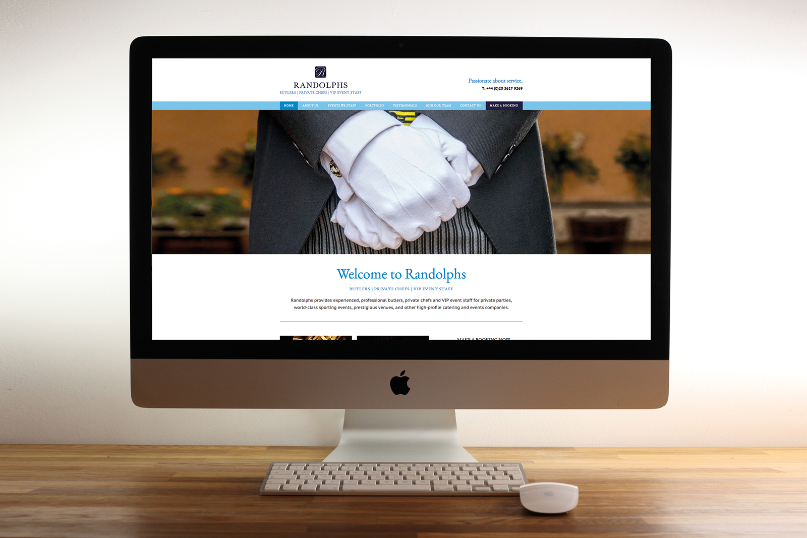 Randolphs Websites