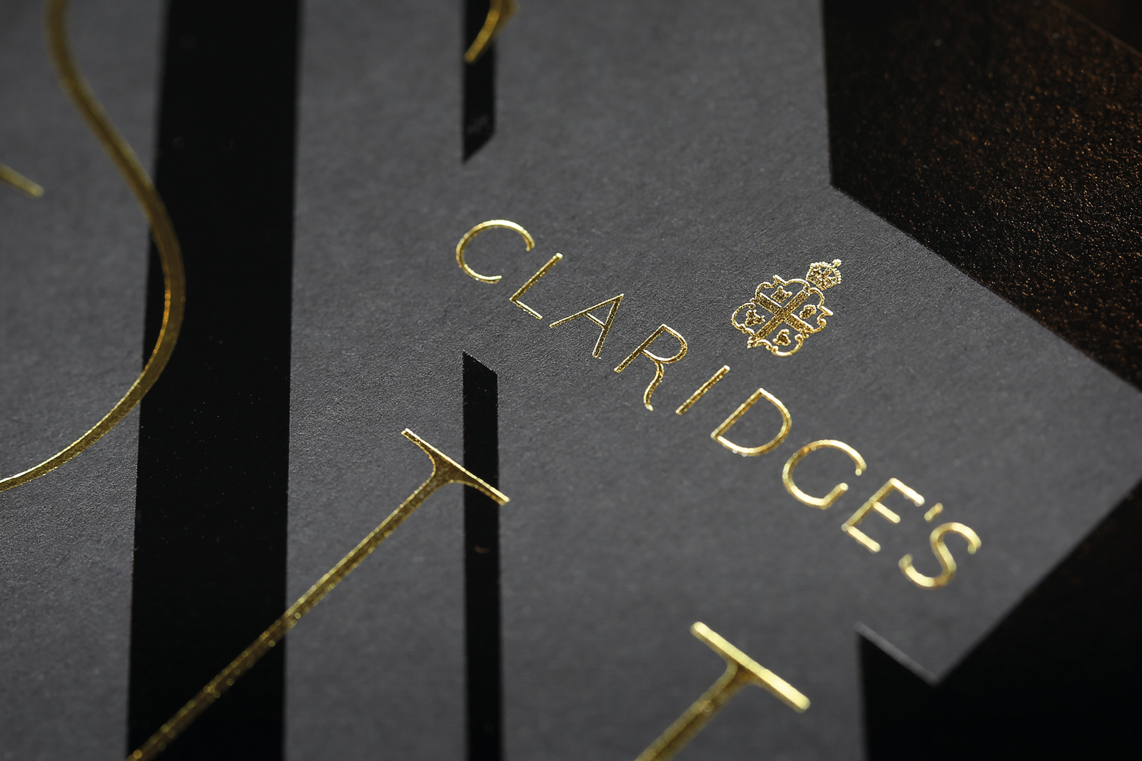 Claridge's Suites Brochure