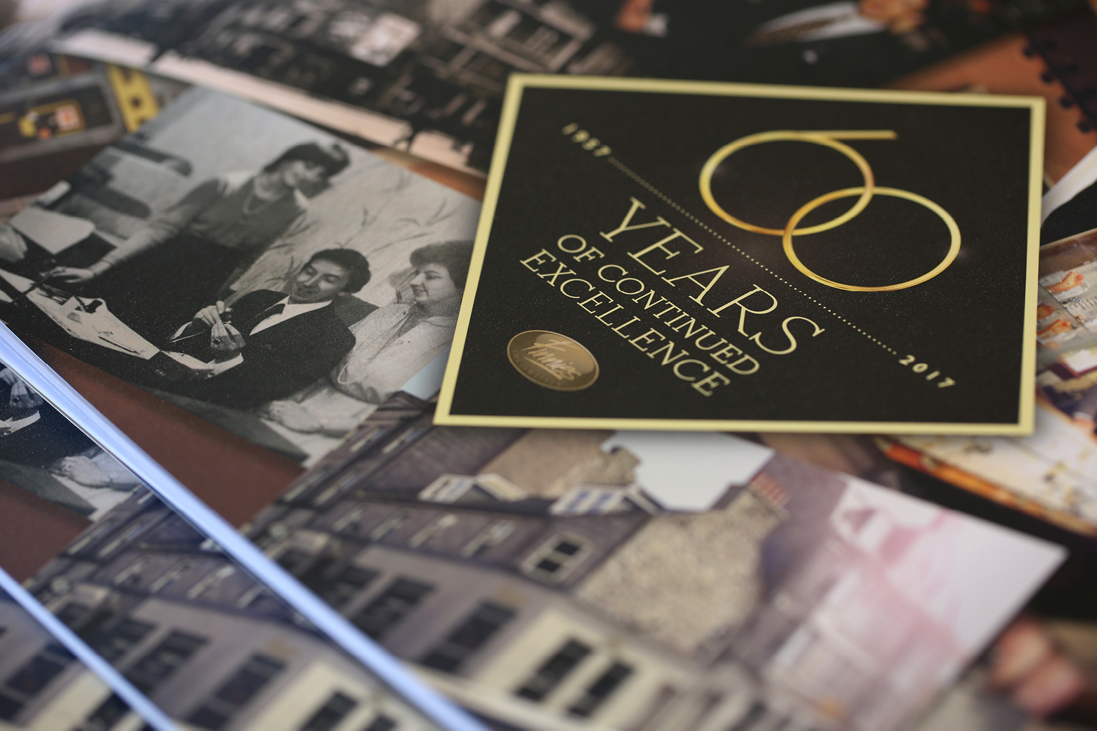 Finnies 60th Anniversary Brochure