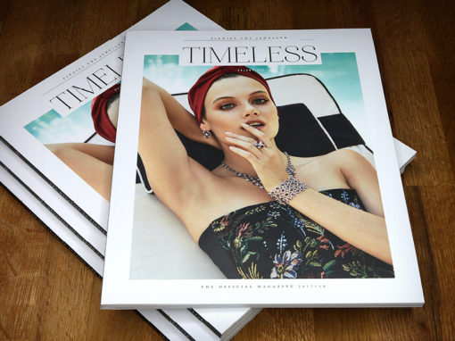 Timeless magazine: Issue 06