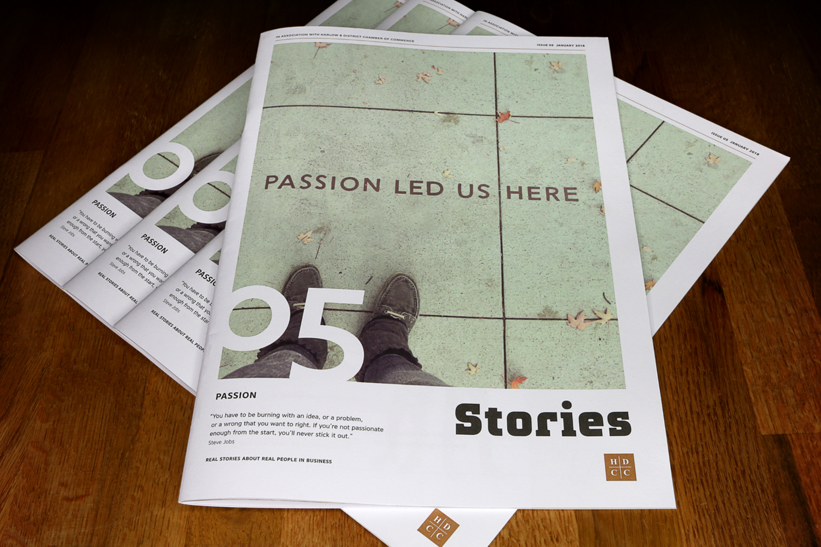 Harlow Stories: Issue 05