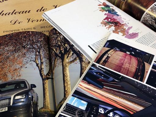 H.R. Owen Drive Magazine: Issue 12 – Beaujolais Nouveau photoshoot