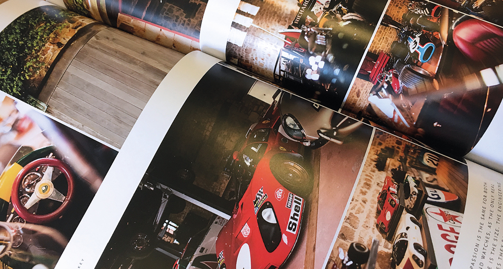 Design, photography and production of H.R. Owen Drive Magazine: Issue 14