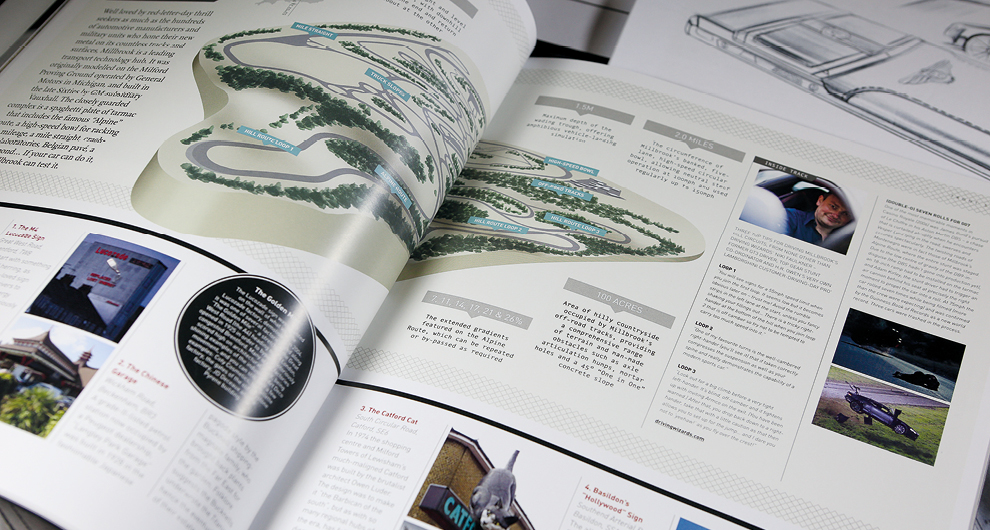 Design and production of H.R. Owen Drive Magazine: Issue 13, including 16-page Geneva Motor Show supplement