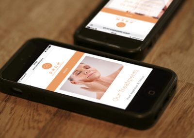 Prem Aesthetics Branding & Website