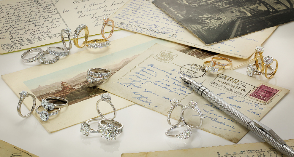 Luxury jewellery and watch photography for Finnies the Jeweller, Aberdeen and Timeless Magazine: Issue 04