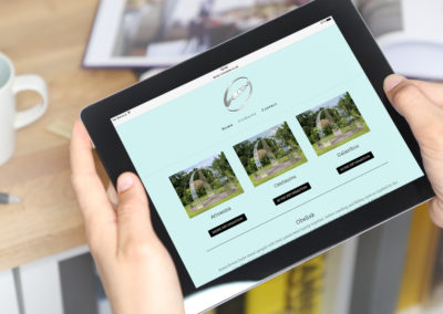 Lacey Concepts website