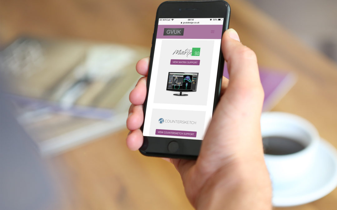 GVUK website