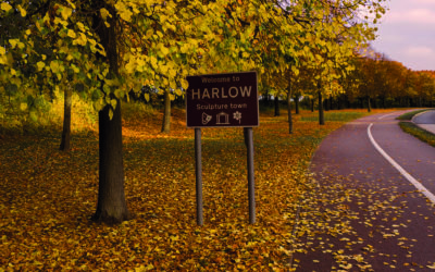 Harlow: Time for a Change