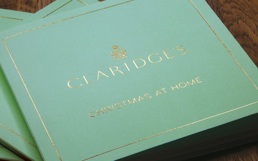 Claridge's Christmas Concertina