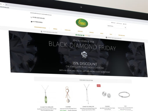 Finnies 'Black Diamond Friday' Campaign 2018