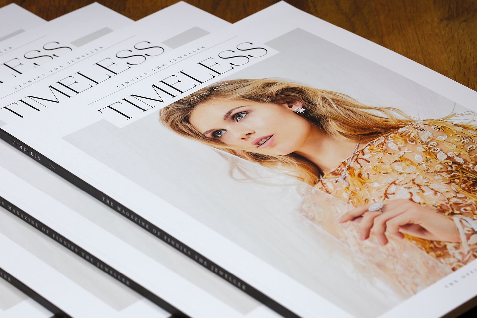 Timeless Magazine: Issue 07