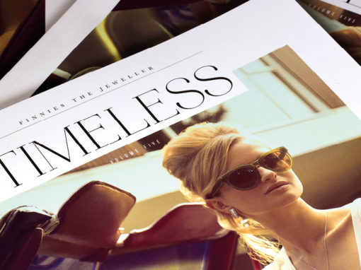 Timeless Magazine: Issue 05