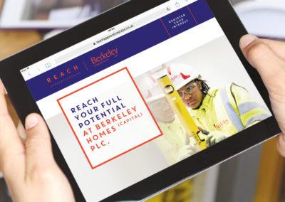 Reach Apprenticeships website