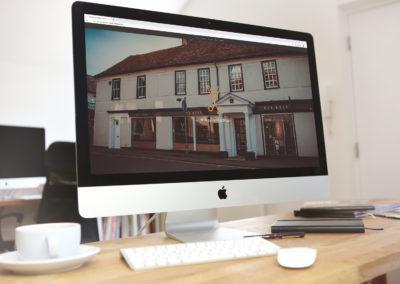 RudHair Branding & Website