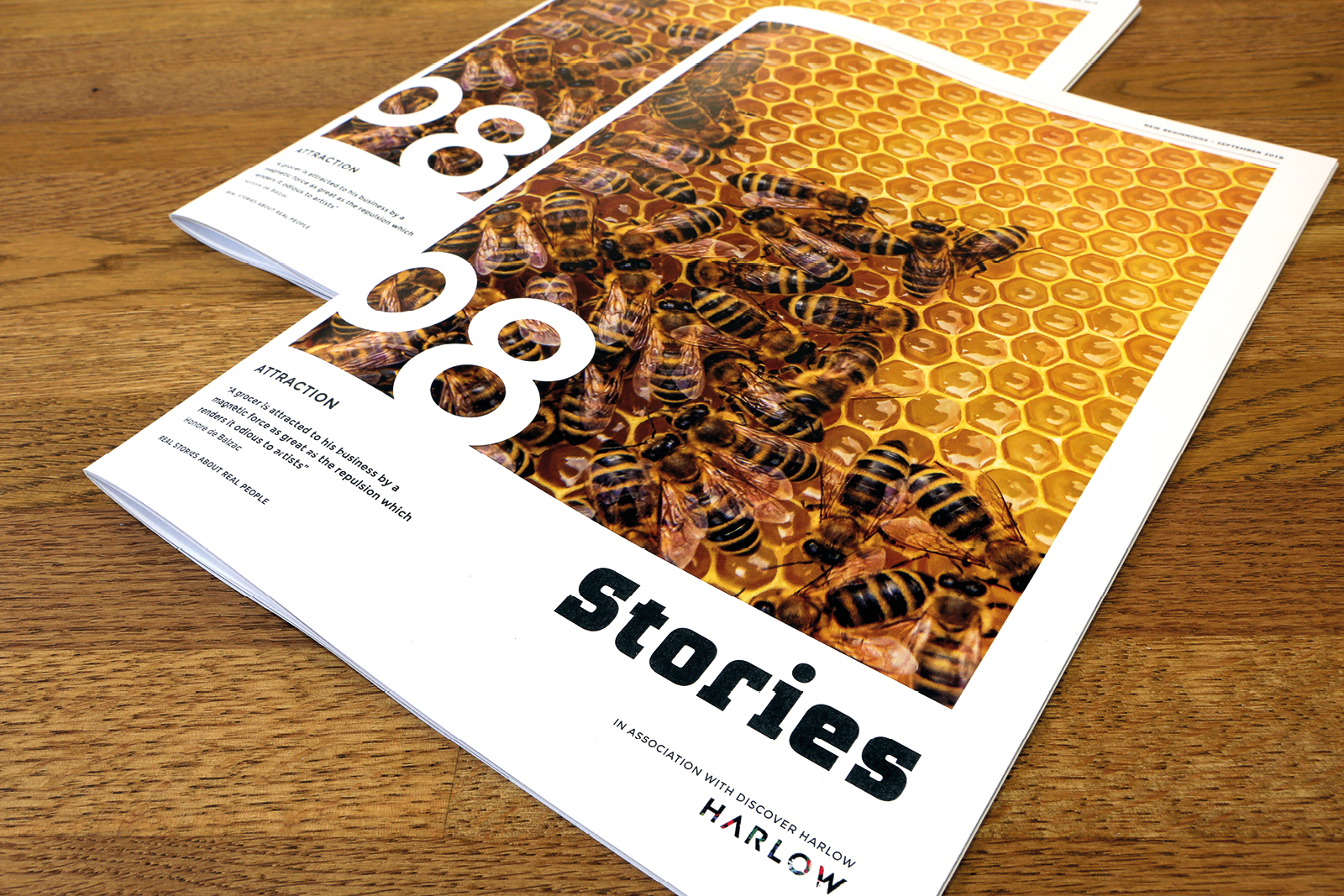 Harlow Stories: Issue 08