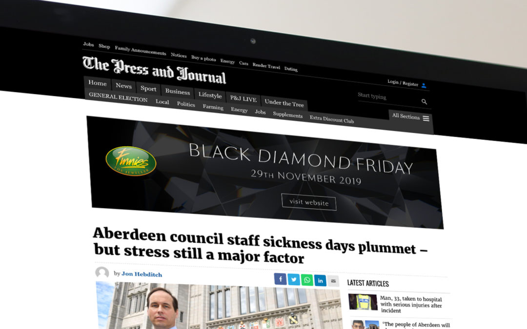 Finnies 'Black Diamond Friday' Online Marketing Campaign 2019